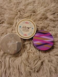 Loose Setting Powder Lot Bundle Full Size Tarte Pretty Vulgar Ciate Read
