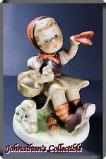 "JC&C - Vintage 1940-1959 Hummel Goebel ""Farewell"" Waving Girl NO.65-Trademark 2"