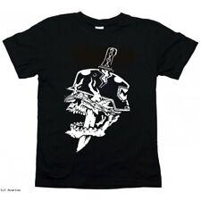 Maglietta T-shirt Machete Production Machete Crew Rap Hip hop uomo donna salmo