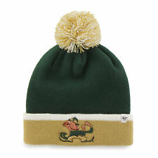 NCAA Notre Dame Fighting Irish Embroidered Pom Knit Cuff Hat by '47