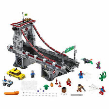 Spider-Man Super Heroes LEGO Construction & Building Toys