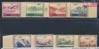 Schweiz 387-394 postfrisch 1941 Landschaften (8618567