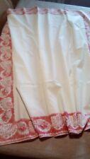 Grand mouchoir de cou / Fichu Alsace XIX ?