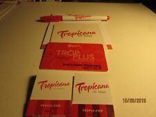 Tropicana Hotel & Casino,Las Vegas,Nv-Misc.Memorabilia (last generation of Trop)
