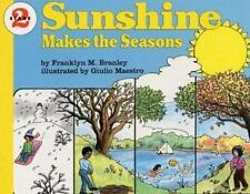 Sunshine Makes the Seasons Book and Tape (Let's-Read-and-Find-Out Science 2)