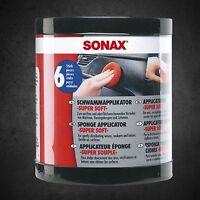 SONAX SchwammApplikator -Super Soft- (6 St.) 417641