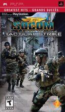 SOCOM: Tactical Strike - Sony PSP NEW!