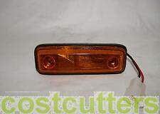 Toyota Hilux Side Amber Fender Guard Flasher Indicator