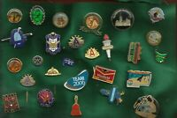 COLLECTION OF   PIN / BADGES CLOSING DOWN SALE  02