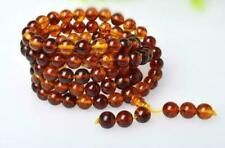 108 beads 10mm Baltic sea exquisite and high-end natural tea amber bracelet new