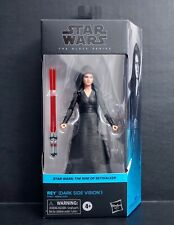 STAR WARS THE BLACK SERIES 01 ROS 6-INCH REY (DARK SIDE VISION) ACTION FIGURE