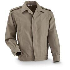 Military Artillery Dress Jacket / Surplus / MED to LRG / SAGE/TAN Gen IKE like