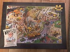 Heye Loup Wanted Where is Door Lock Tonio 1000 Piece Jigsaw Puzzle Gemstone Gang