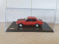 IXO / ALTAYA - 1977 CHEVROLET CHEVETTE GP II  - 1/43 SCALE MODEL CAR