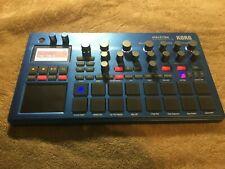 Korg Electribe 2 Production Station Synthesizer (Blue) w/ Power Supply & Manual