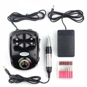 Nail File Drill Nail Master Manicure Pedicure 30000RPM Electric Machine Tool UK