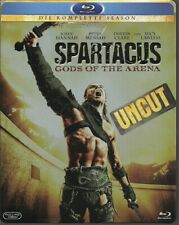 Spartacus - Gods of the Arena Limited Steelbook 3 Blu-ray Deutsch+English+French