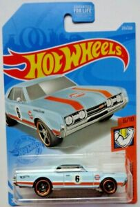 2021 Hot Wheels MUSCLE MANIA 6/10 '67 Oldsmobile 442 231/250