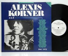 Alexis Korner     and       Collector Series      1961 -1972        NM # R