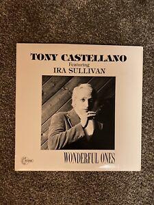 Tony Castellano - Wonderful Ones - Vinyl LP - SP 0005 - NMT/EX.