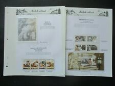 ESTATE: Norfolk Island Collection on Pages, Great Item! (p3541)