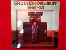 "Groundhogs  ""Groundhogs Best 1969-72""  LPX2 UAD-60063  Rock  12"" U.K. NM  TESTED"