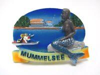 Mummelsee Magnet Schwarzwald Black Forest Poly Souvenir Germany (237)
