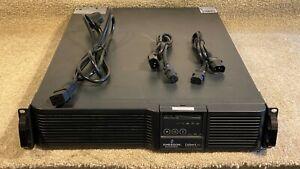 Emerson / Liebert PS3000RT3-230 UPS - 3KVa Rack & Tower - New cells - 12M RTB