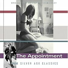 THE APPOINTMENT John Barry + Michel Legrand (rejected score) FSM 3000 COPY SEALD
