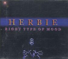 Herbie - Right Type Of Mood ° Maxi-Single-CD von 1995 ° FAST WIE NEU °