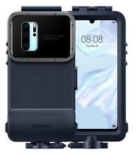 Snorkeling Case Custodia sport Huawei P30 Pro Blu scuro