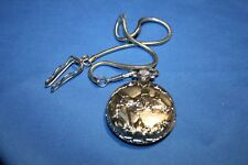 Pocket Watch With 3 horses