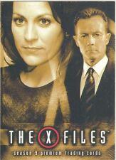 X Files Season 9 Promo Card P-i