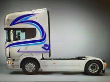 Tamiya Scania Truck Cab 1/14 Decal Cab