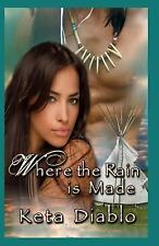 Where the Rain Is Made by Keta Diablo (2014, Paperback)