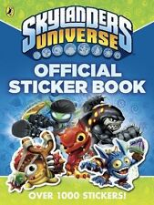 Skylanders: Official Sticker Book With Over 1000 Stickers NEW
