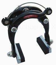 Dia-Compe old school Bmx reissue 750 center pull bicycle brake caliper Black