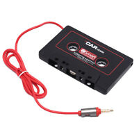 Audio Cassette Tape Adapter Aux Cable 'Cord 3.5mm,Jack for to MP3 iPod CD PlF_gu