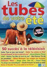 Les tubes de votre été : Sheila, Claude François, Johnny Hallyday, Shake  (DVD)