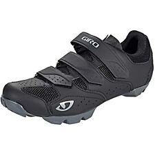Giro Carbide R II Mens Mountain Cycling Shoe, Black/Charcoal, 7089658