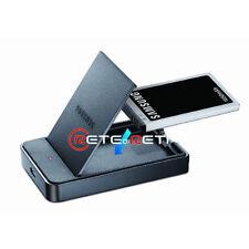 SAMSUNG Kit Batteria 1650mAh+Caricabatterie (nero) ORIGINALE per GALAXY Camera