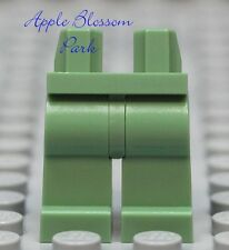 NEW Lego Star Wars Boy/Girl Plain SAND GREEN LEGS - Minifig/Minifigure Body Part
