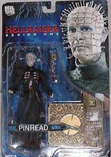 HELLRAISER series 1 PINHEAD action figure-Clive Barker-Horror-Doug Bradley-NECA