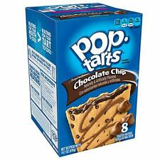 Kellogg's Pop Tarts Frosted Chocolate Chip  416g