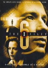 THE X-FILES - SEASON 6 (BILINGUAL) (DVD)