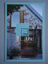Avant Card #19315 2015 Where I'd Like To Live Institute Of Architects Postcard