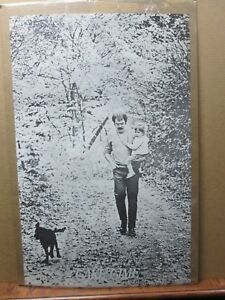 Take time Black/White Poster Peace LOVE peace emphaty 1960's in#G2861