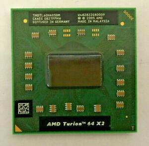 AMD Turion 64 X2 Mobile TL-60 TMDTL60HAX5DM - 2,00GHz - Sockel S1(S1g1) #808