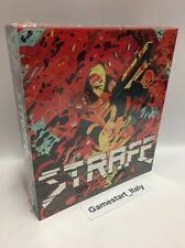 STRAFE LIMITED COLLECTOR'S EDITION PC GAME - NEW SEALED - VERY VERY RARE - NUOVO