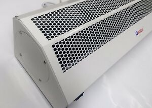 """Aeolus 36"""" Super Thin Commercial Air Curtain 900 CFM with Free Door Switch UL"""